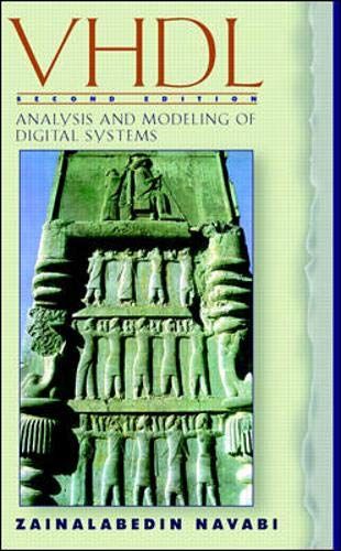 9780070464797: VHDL: Analysis and Modeling of Digital Systems