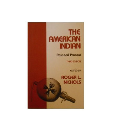9780070464995: The American Indian: Past and Present