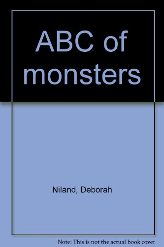 9780070465602: ABC of monsters