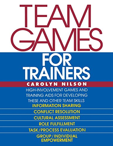 9780070465886: Team Games for Trainers (McGraw-Hill Training Series)