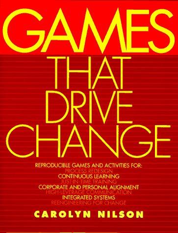 9780070465893: Games That Drive Change