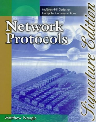 9780070466036: Network Protocols: Signature Edition (Mcgraw-Hill Signature Series)