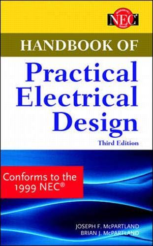 9780070466425: Handbook of Practical Electrical Design (McGraw-Hill's NEC)