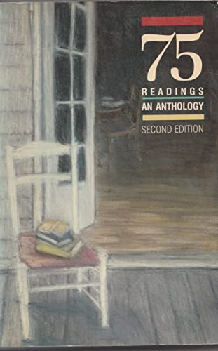 9780070467347: 75 Readings: An Anthology
