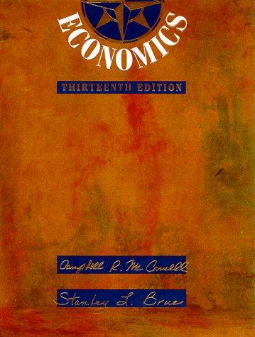 9780070468146: Economics: Principles, Problems and Policies