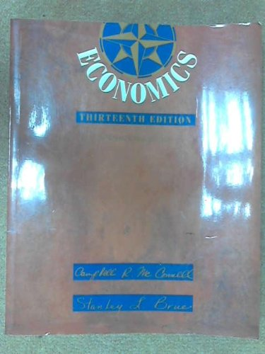 9780070468160: Economics: Principles, Problems, and Policies: Instructor's Resource Manual