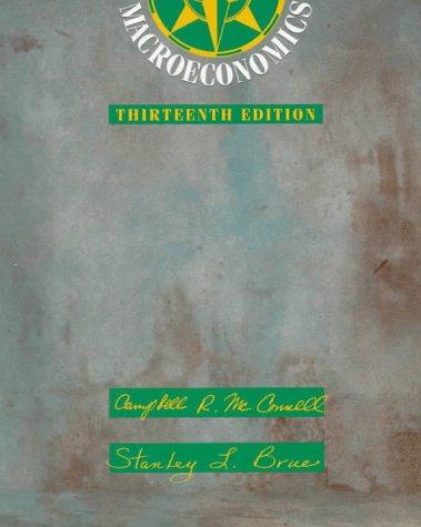 9780070468191: Macroeconomics : Principles, Problems, and Policies