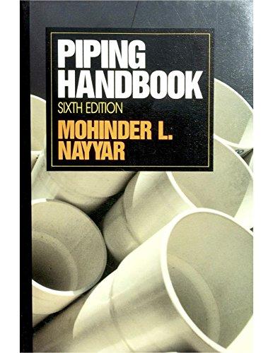 9780070468818: Piping Handbook