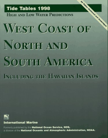 9780070471177: West Coast of North and South America: Including the Hawaiian Islands (Tide Tables: West Coast of North & South America, Including the Hawaiian Islands)