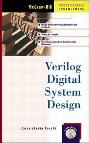 9780070471641: Verilog Digital System Design with CDROM (McGraw-Hill Professional Engineering)