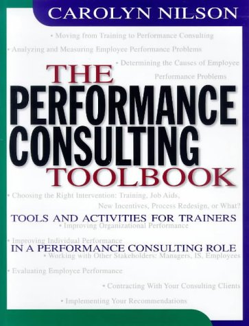 9780070471696: The Performance Consulting Toolbook