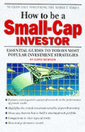9780070471832: How to be a Small-Cap Investor