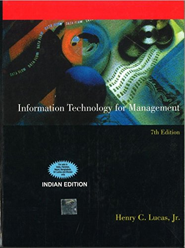 9780070472426: Information Technology For Management