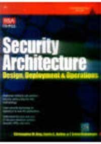 9780070472723: Security Architecture: Design, Deployment and Operations