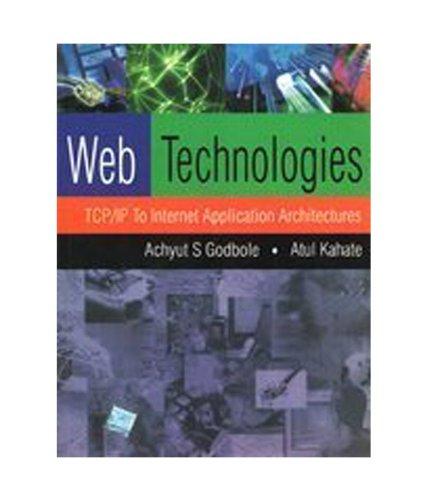 9780070472983: WEB TECHNOLOGIES