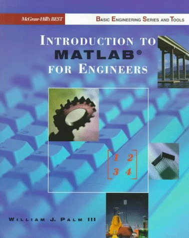 9780070473287: Introduction to MATLAB for Engineers (B.E.S.T. Series)