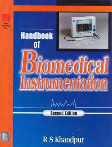 9780070473553: Handbook of Biomedical Instrumentation