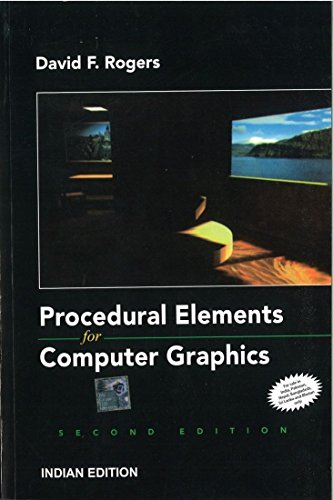 9780070473713: Procedural Elements For Computer Graphics