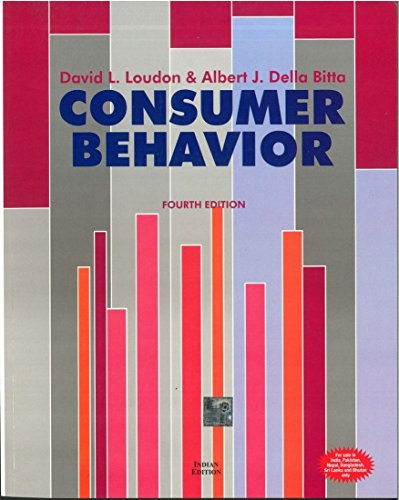 9780070473812: Consumer Behavior 4/E