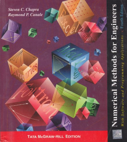 9780070474376: Numerical Methods for Engineers