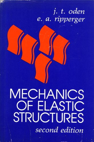 9780070475076: Mechanics of Elastic Structures