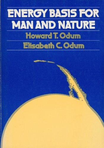 9780070475274: Energy Basis for Man and Nature