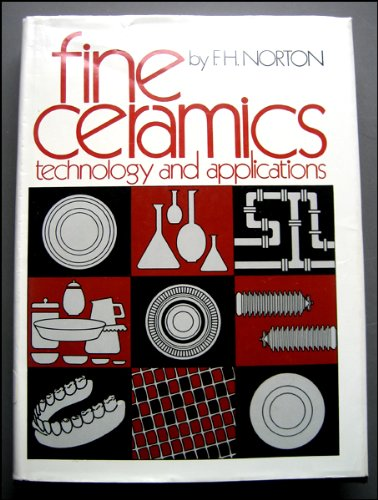 9780070475373: Fine Ceramics Technology and Applications