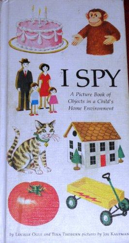 I Spy: Ogle, Lucille