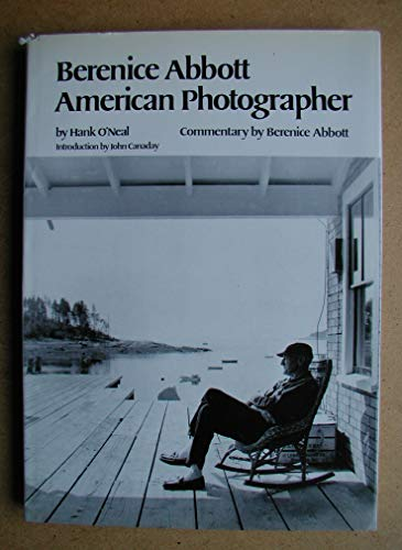 9780070475519: Berenice Abbott: American Photographer (An Artpress book)