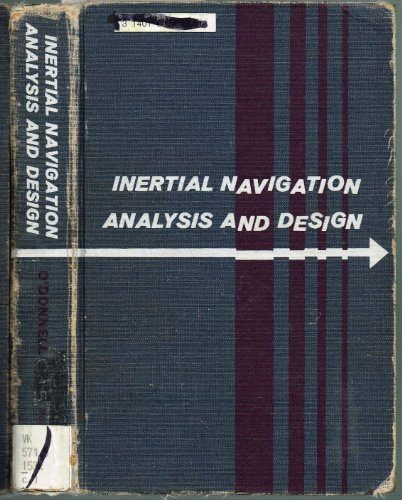 9780070476103: Inertial Navigation Analysis and Design