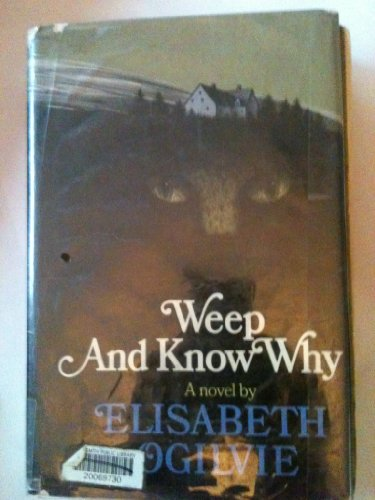 9780070476196: Weep and know why
