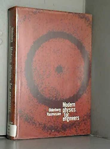 9780070476530: Modern Physics for Engineers