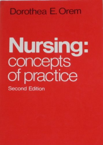 9780070477186: Nursing: Concepts of practice