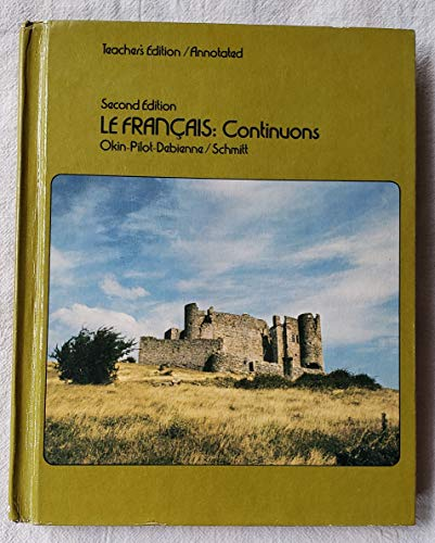 9780070477421: Le Francais: Continuons-Annotated Teacher Edition