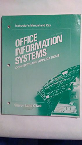9780070478190: Information Systems