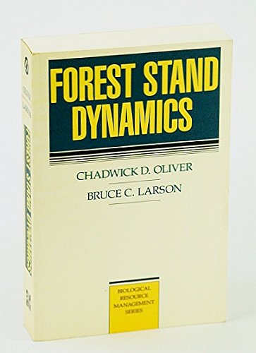 9780070478299: Forest Stand Dynamics (Biological Resource Management)