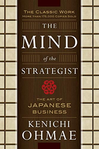9780070479043: The Mind Of The Strategist: The Art of Japanese Business