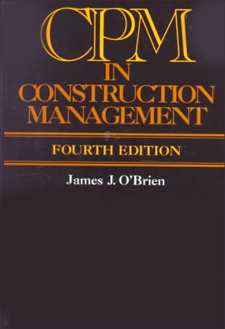 9780070479210: Cpm in Construction Management
