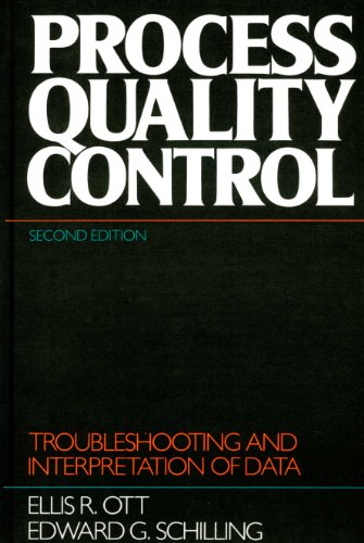 9780070479241: Process Quality Control: Troubleshooting and Interpretation of Data