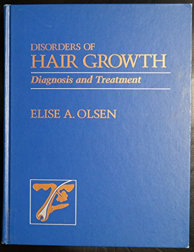 9780070479340: Disorders of Hair Growth: Diagnosis and Treatment