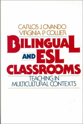 9780070479517: Bilingual and ESL Classrooms: Teaching in Multicultural Contexts