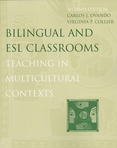 9780070479593: Bilingual and ESL Classrooms: Teaching in Multicultural Contexts