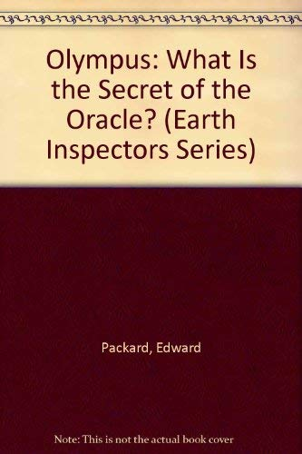9780070479951: Olympus: What Is the Secret of the Oracle (Earth Inspectors Series)