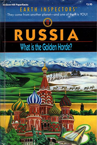 Russia: What Is the Golden Horde? (Earth Inspectors): Packard, Edward
