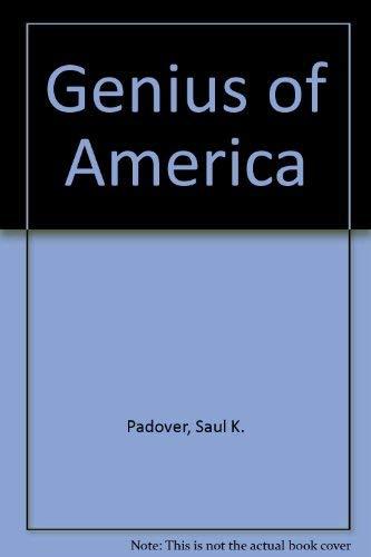 9780070480704: Genius of America