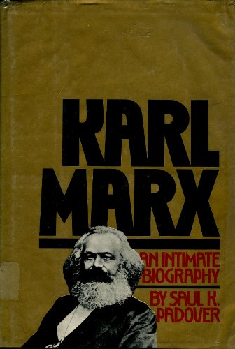9780070480728: Karl Marx: Am Intimate Biography