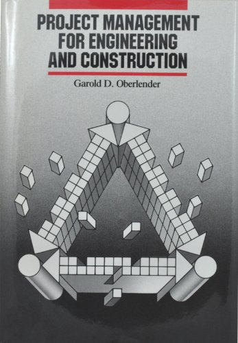 9780070481503: Project Management for Engineering and Construction