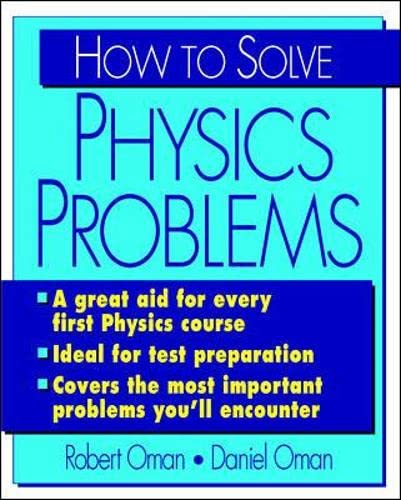 9780070481664: How To Solve Physics Problems (College Course)