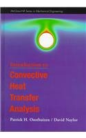 9780070482012: Introduction to Convective Heat Transfer Analysis
