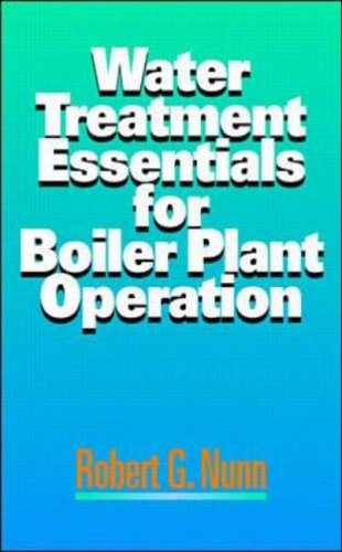 9780070482197: Water Treatment Essentials for Boiler Plant Operation